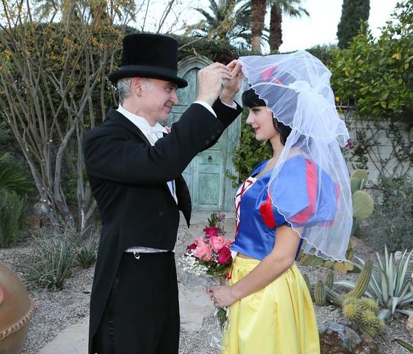 Kevin Berlin Marries Snow White    Hamptons Art Hub