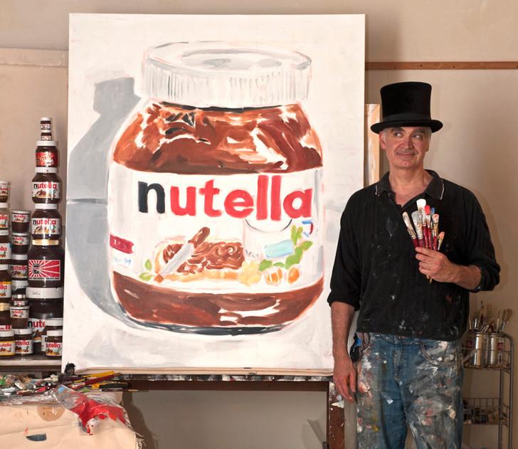 "Kevin Berlin: ""Meet The Artist""   Social Life Magazine 2014"