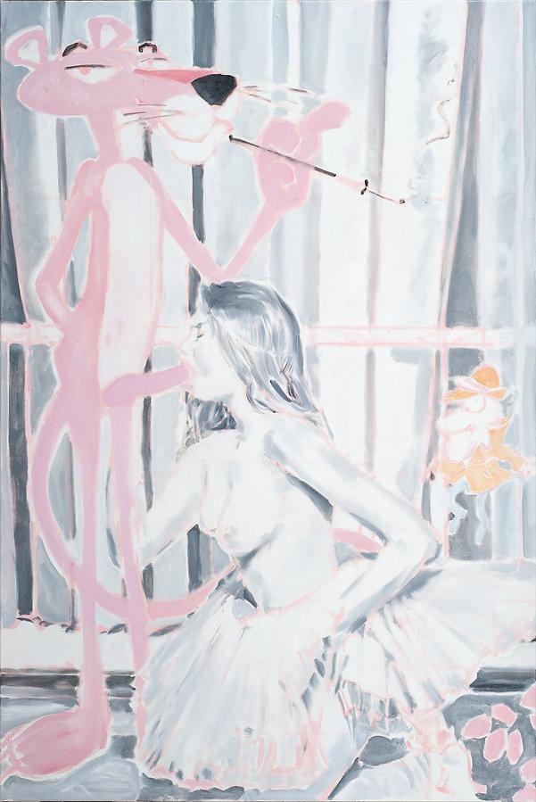Kevin_Berlin_Pink_Panther_Ballerina_2018