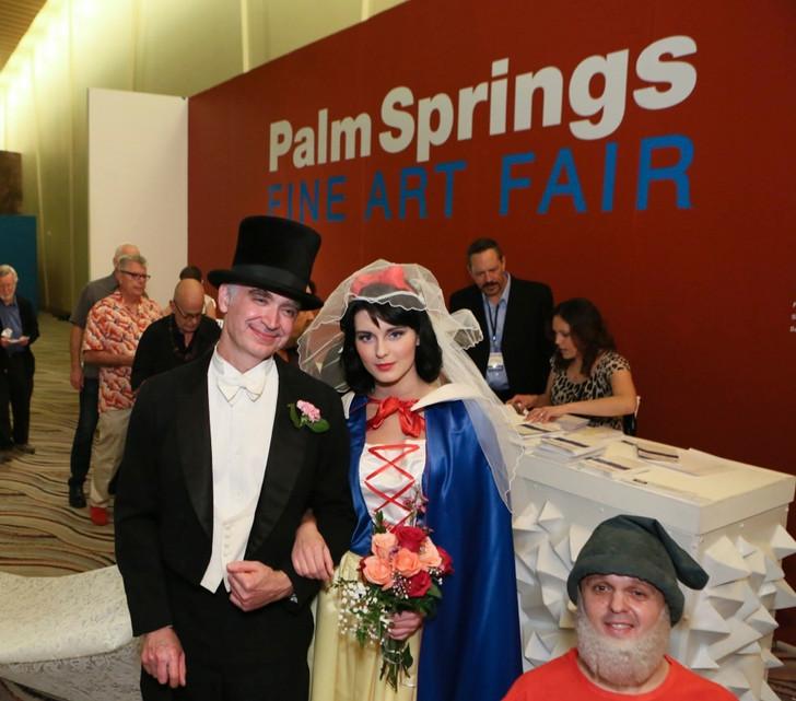 Artist Kevin Berlin Will Marry... | Palm Springs Fine Art Fair
