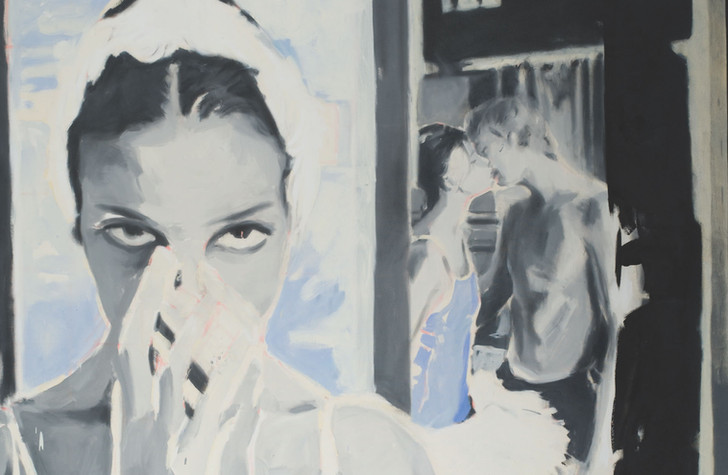 The Secret Life Of Ballerinas | Kasia Kay Art Project Gallery