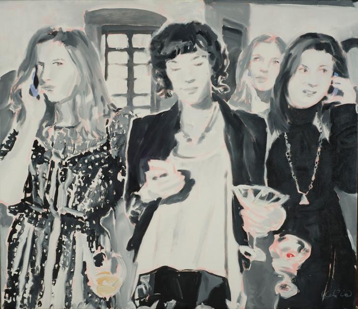 Kevin Berlin Presents Striking Party...   Hamptons Magazine