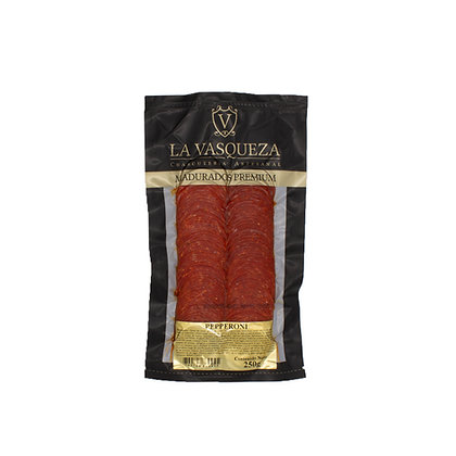 Pepperoni madurado - 250 g