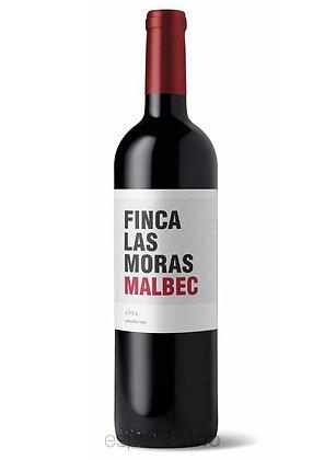 Vino tinto Finca Las Moras Malbec - Botella 750ml
