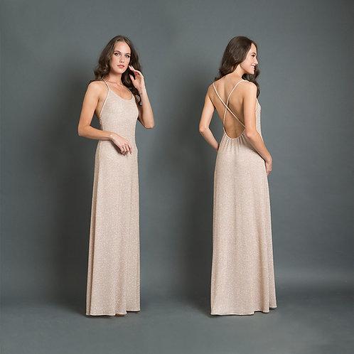 DAPHNE DRESS LONG