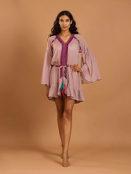 GABRIELLA DRESS SHORT