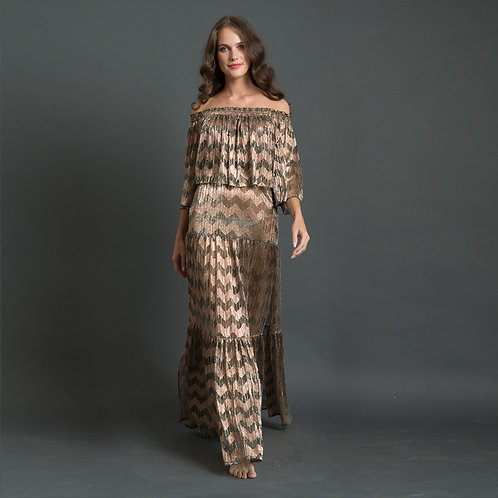 MALIA DRESS LONG
