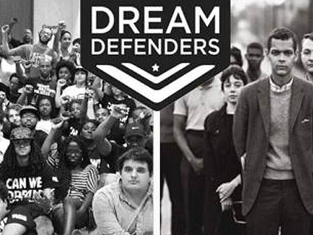 Thank God for the Dream Defenders
