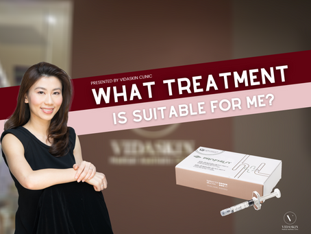 The Suitable Injectable Treatment