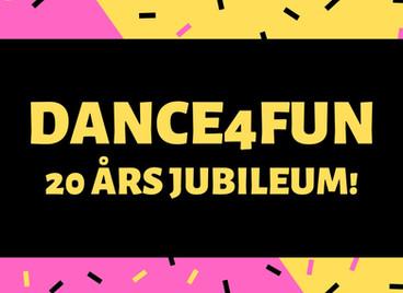 Danseinformasjon våren 2020