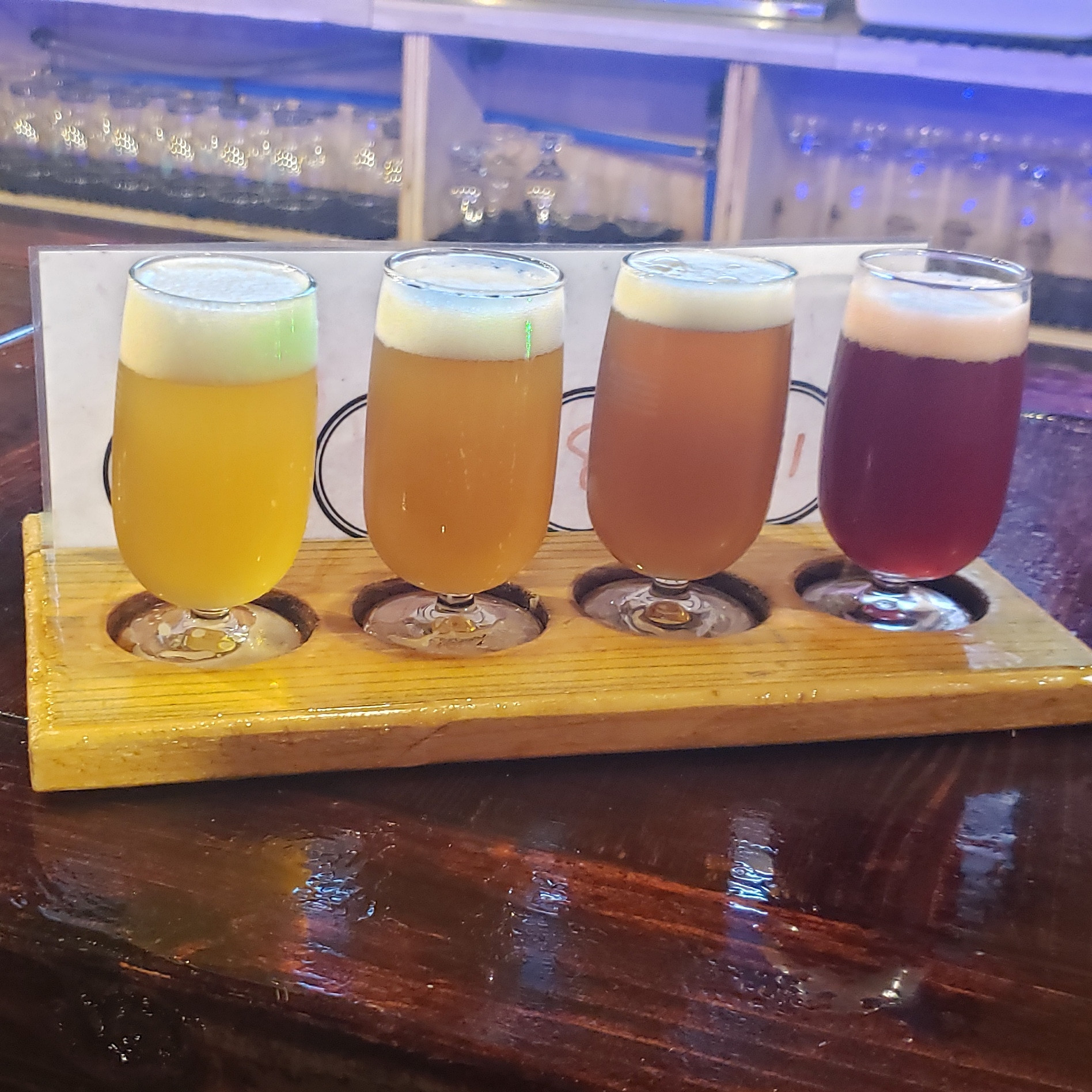 Brewery Tour & Tasting, 2 p.m.