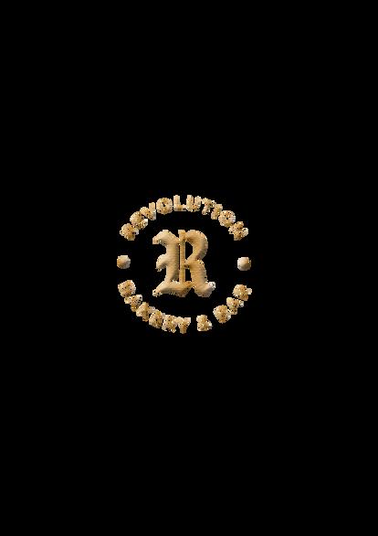 Revolution Logo - textured