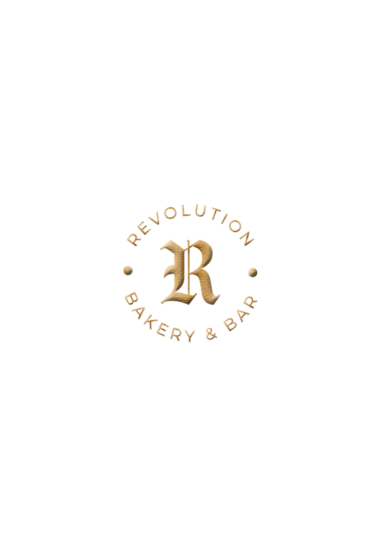 Revolution Logo - textured