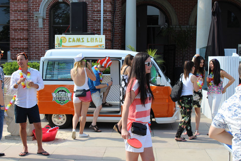 Summer Event Activation, Photo Booth Van, Canada