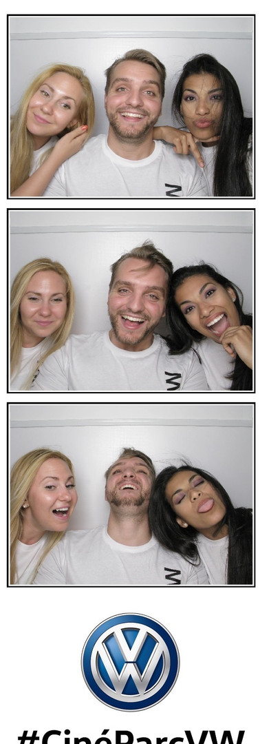 VW Photo Booth Canada