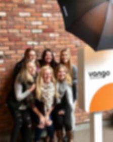 Vango Photo Booth in Niagara
