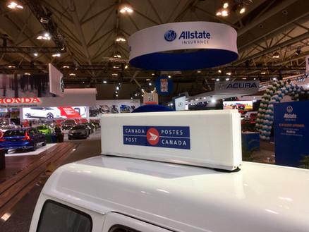 custom branding promo vehicle in canada
