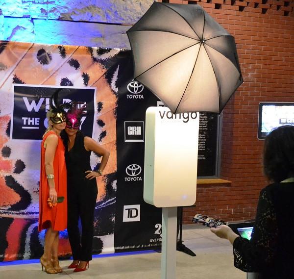 Custom Backdrop, Photo Booth, Toronto