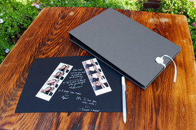 Guestbook package, Wedding Photo Booth in Toronto