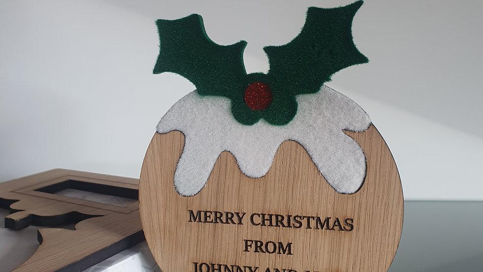 Happy Christmas, Pudding