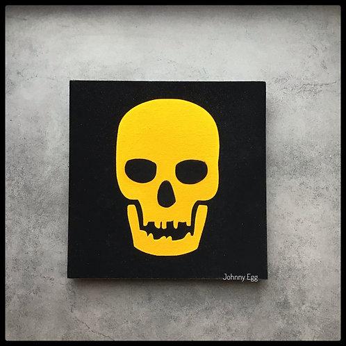 Skull Pop Art