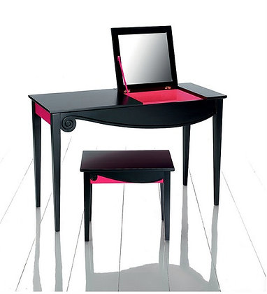 VANITY dressing table & stool