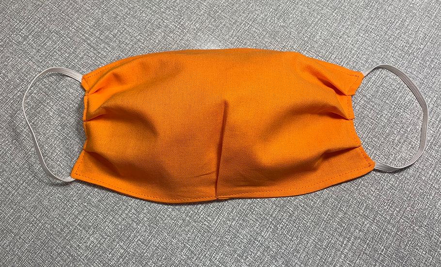 6 Pack of Orange Face Masks