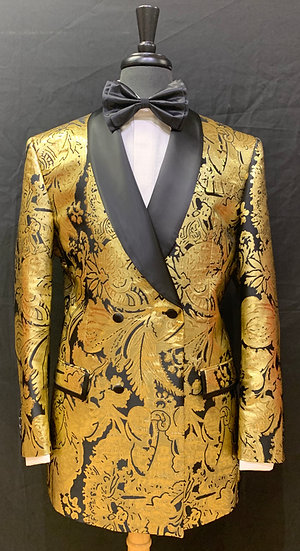 Double Breasted Formal Jacket