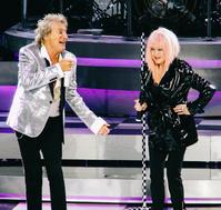Rod Stewart & Cyndi Lauper - 7/25/17 - Holmdel, NJ.