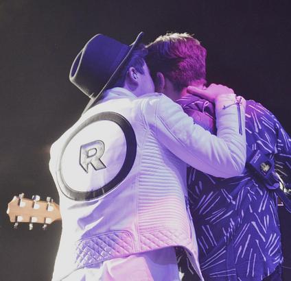 Rixton - The Honeymoon Tour - 3/20/15 NYC