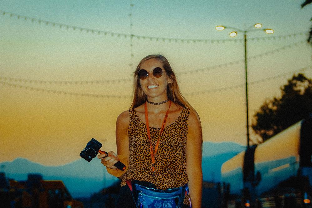 Jess Norton - Warped tour