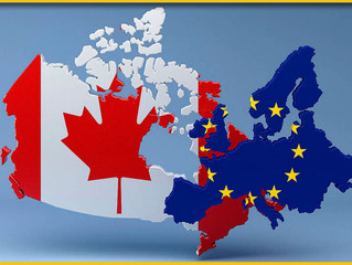 The Canada - EU Free Trade Agreement is now in Effect