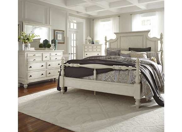 Liberty High Country Queen Poster Bedroom Set