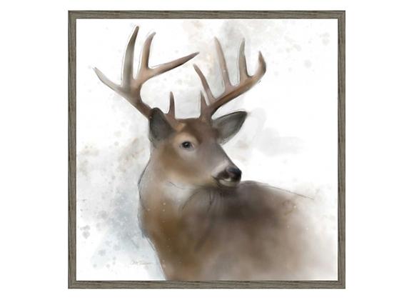 Rainsoft Deer Wall Art