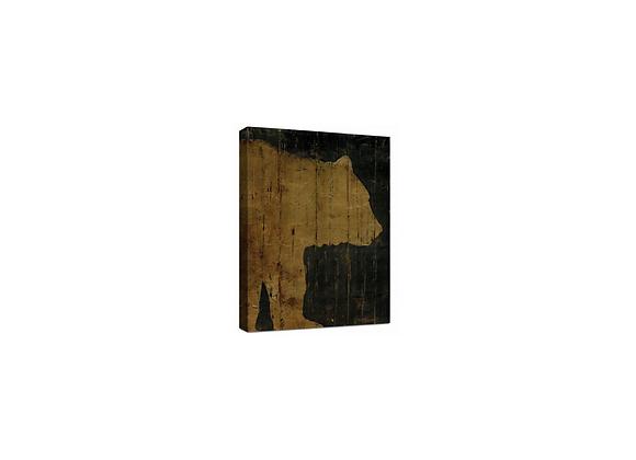 Rustic Lodge Animals - Bear