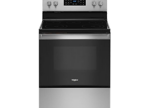 5.3 cu. ft. Whirlpool Electric Range with Frozen Bake Technology