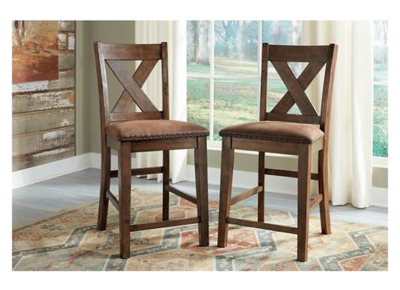 Ashley Chaleny Counter Height Bar Stool (Set of 2)