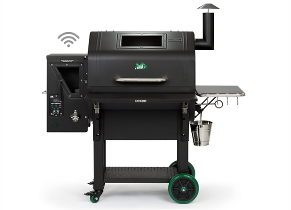 Green Mountain Grill - Daniel Boone Prime Plus with WiFi
