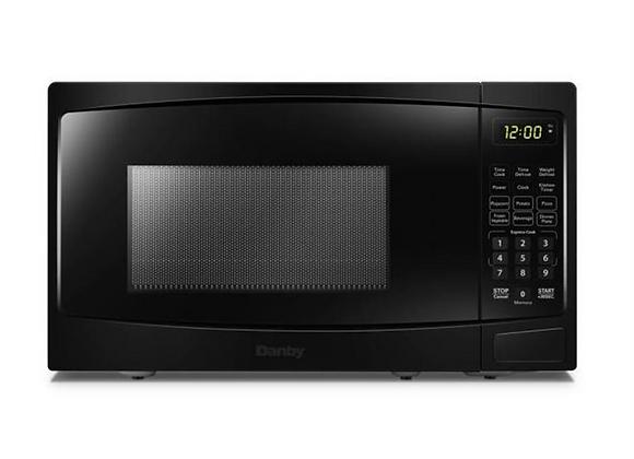 Danby 1.1 cu. ft. Countertop Microwave in Black