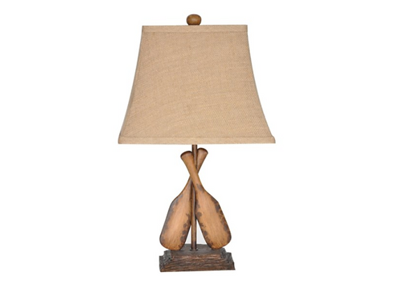 Crestview Oar Accent Lamps