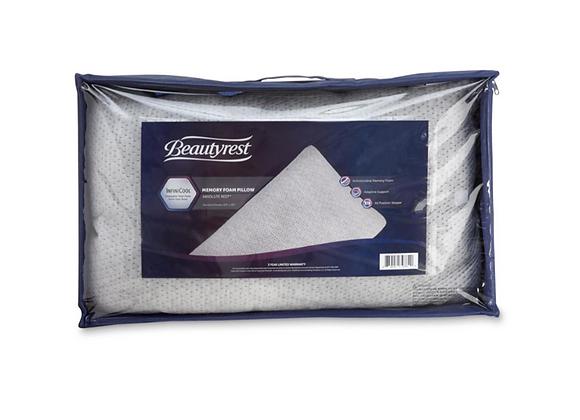 Beautyrest Absolute Rest Memory Foam Pillow