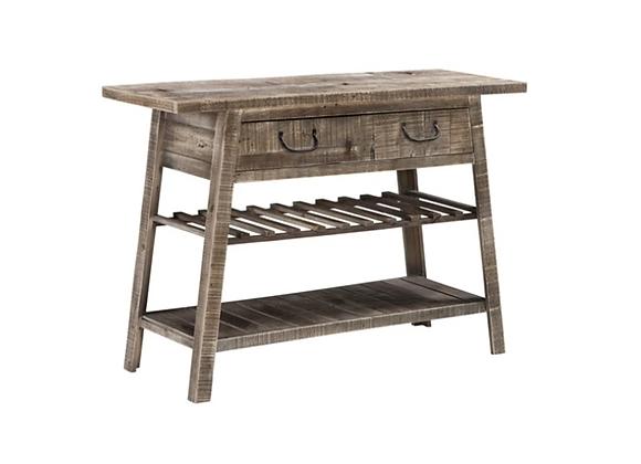Ashley Camp Ridge  Sofa/Console Table