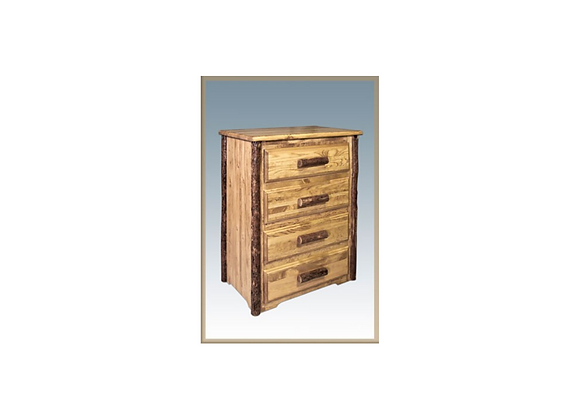 Montana Woodworks Glacier Collection 4 Drawer Chest