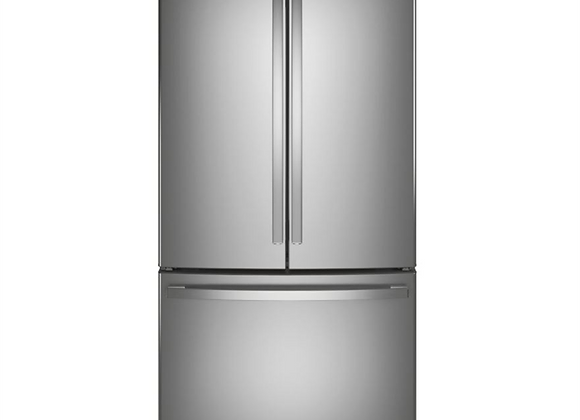 GE 28.7cu. ft. French Door Refrigerator in Fingerprint Resistant Stainless Steel