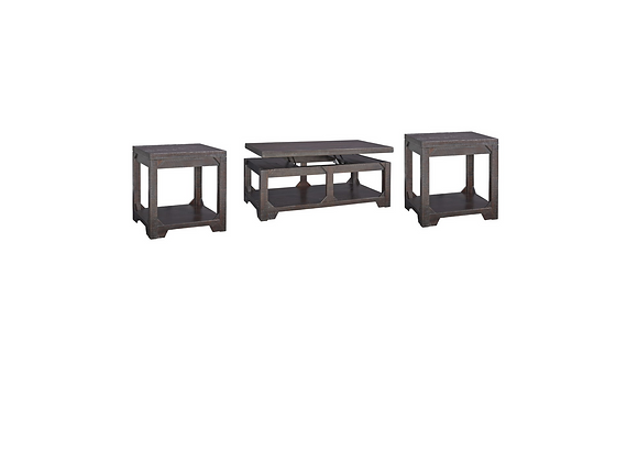 Ashley Rogness Lift Top Table (Set of 3)