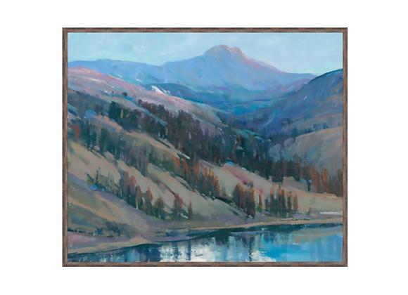 Mountain Vista I Wall Art