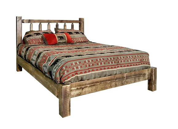 Montana Woodworks Homestead Collection Queen Bedroom Set