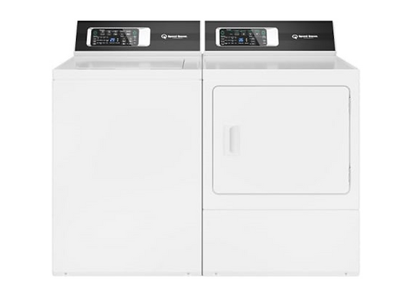 Speed Queen 26 inch Top Load Washer & 27 Inch Electric Dryer
