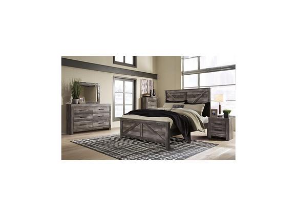 Ashley Wynnlow Bedroom Set