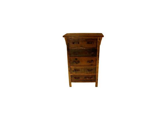 Green Gables Stony Brooke 4 Drawer Upright Dresser